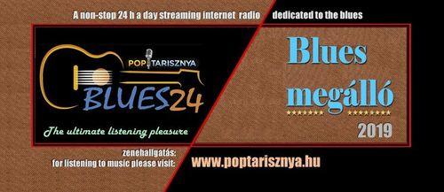 8df4516527 A Blues megálló című műsorod 2013-ban indult útjára a Poptarisznya.hu  internetes rádióadón. Honnét jött az ötlet ehhez?